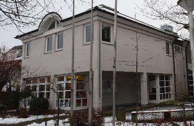 Kardinal-Volk-Haus. Bild © Katrin Vogt