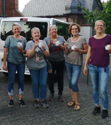 Die Katechetinnen: Grazyna Kuska, Heike Ullrich, Kerstin Gäde, Martina Kreß, Katrin Vogt, Foto: Martina Kreß